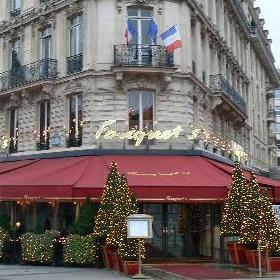 Fouquet's Barrière Hotel