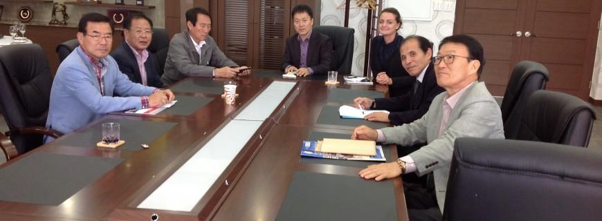France / Corée Une volonté commune de développement et d'échanges