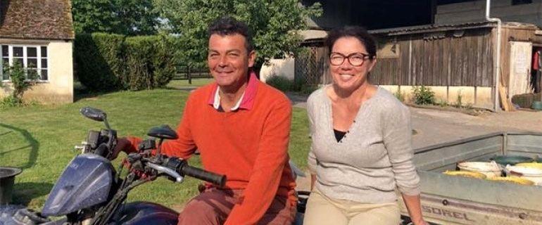 French breeder of the day : Haras de Marais, Isabelle and Nicolas Simon